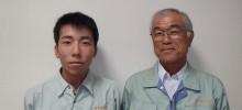 松尾君と社長 半年後